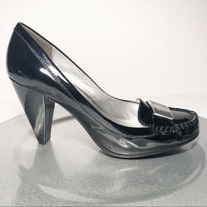 "Coach ""Kandace"" Patent Leather High Heel"